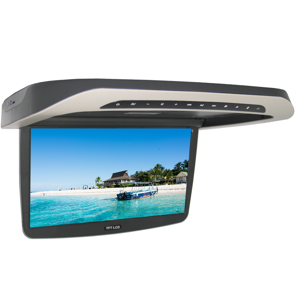 15.6 inch roof mounted monitor