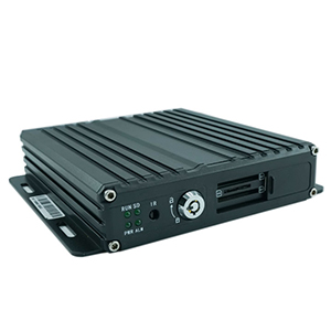 4 channel 1080P Dual SD card Mobile DVR with GPS 3G 4G WIFI