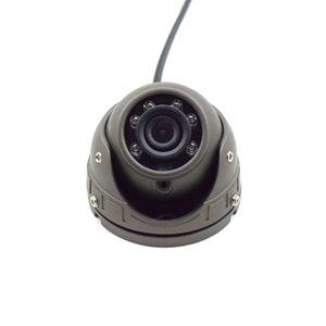 1.3MP/2.0MP 1080P AHD Vehicle dome Camera with audio for bus/truck