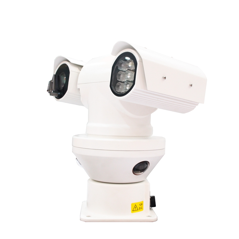 20x Zoom 2.0MP HD IR vehicle PTZ Camera for police cars